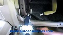 Nissan Versa A/C Evaporator Removal and Installation